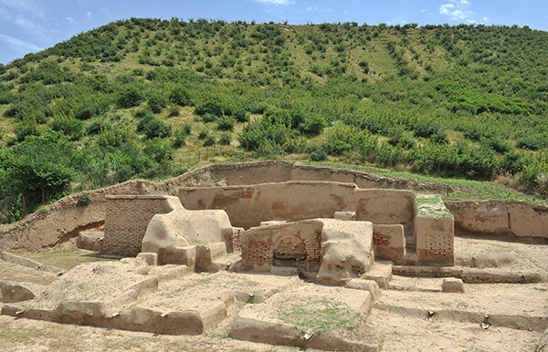 اتمام نقشهبرداری دیوار تاریخی گرگان تا شهریور